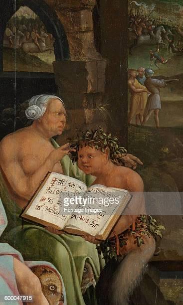 Grimoire 1526 Found in the collection of Rijksmuseum Amsterdam Artist Cornelisz van Oostsanen Jacob