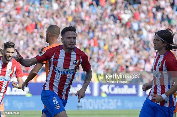 Club Atletico de Madrid v SD Eibar - La Liga : News Photo