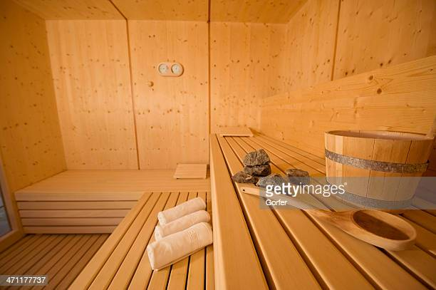 sauna and massages