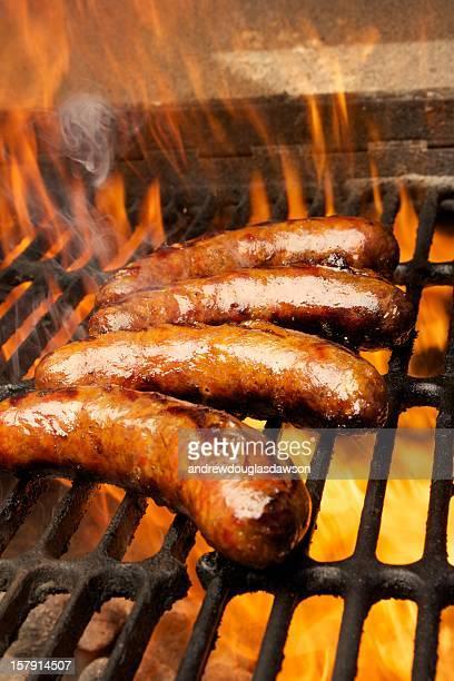 Wurst am grill