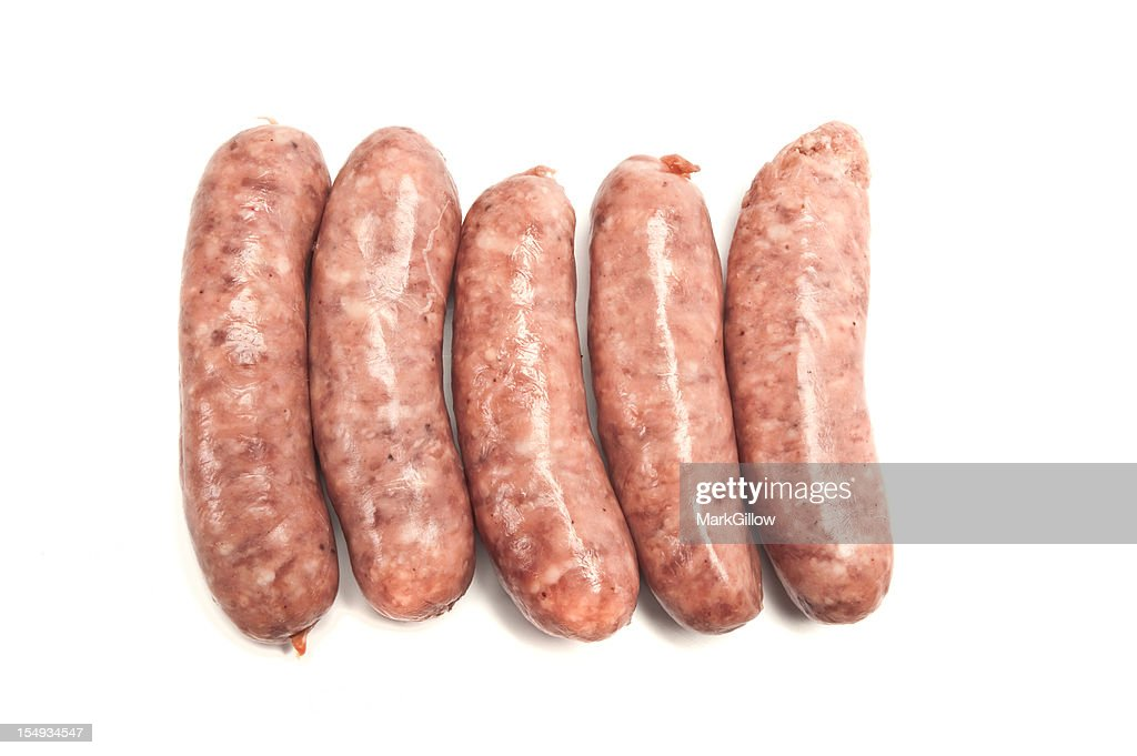 Sausages : Stock Photo