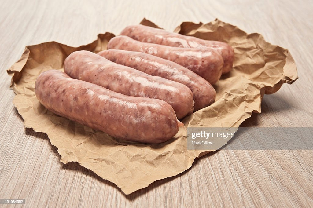 Sausages : Stock Photo
