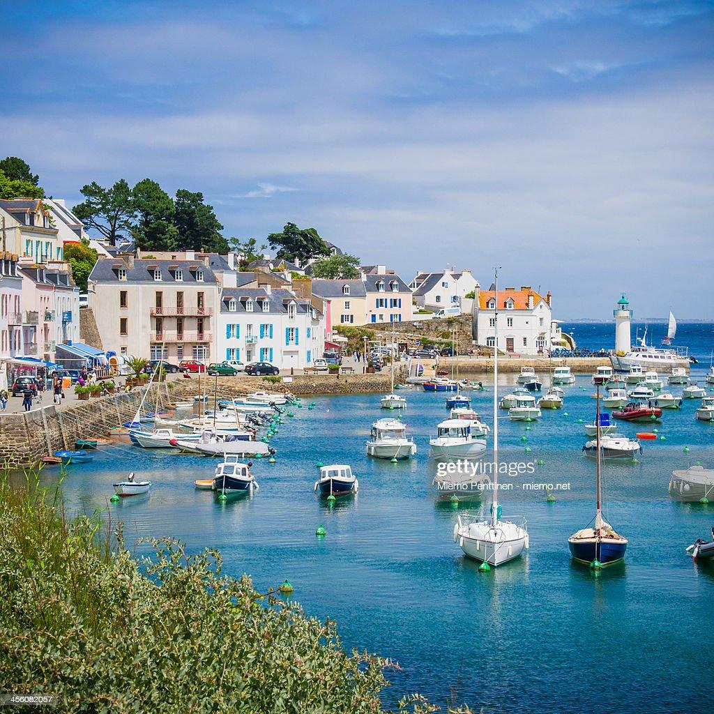 Sauzon, Belle-Île, Bretagne