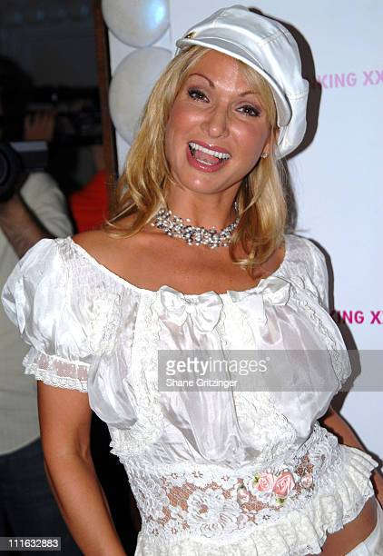 Savanna Samson during HBO Documentary DVD Release Party for 'Thinking XXX' June 14 2006 at Hotel Rivington in New York City New York United States