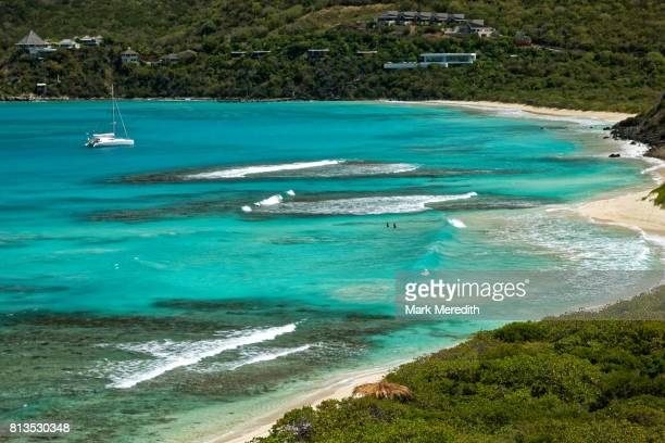 Savannah Bay and Pond Bay, Virgin Gorda, British Virgin Islands