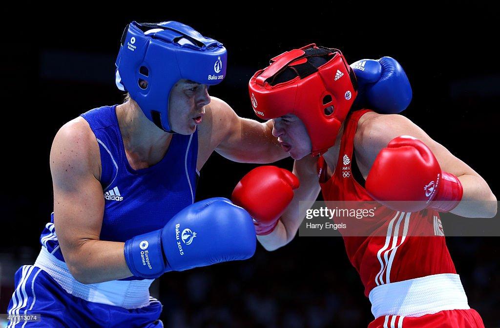 Boxing - Day 7: Baku 2015 - 1st European Games