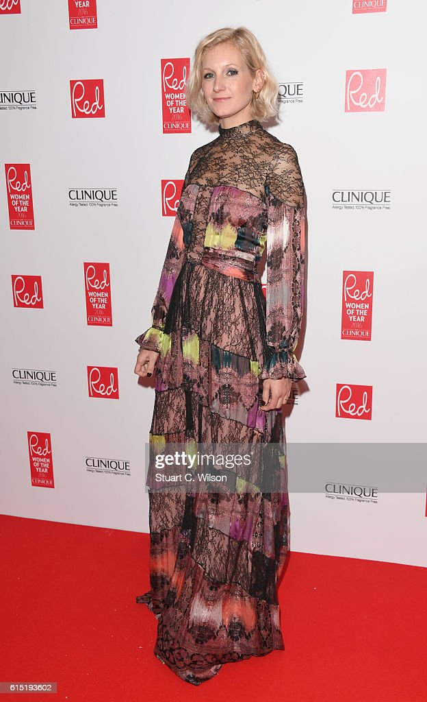 Savannah Miller attends the Red Women of the year awards at The Skylon on October 17, 2016 in London, England.