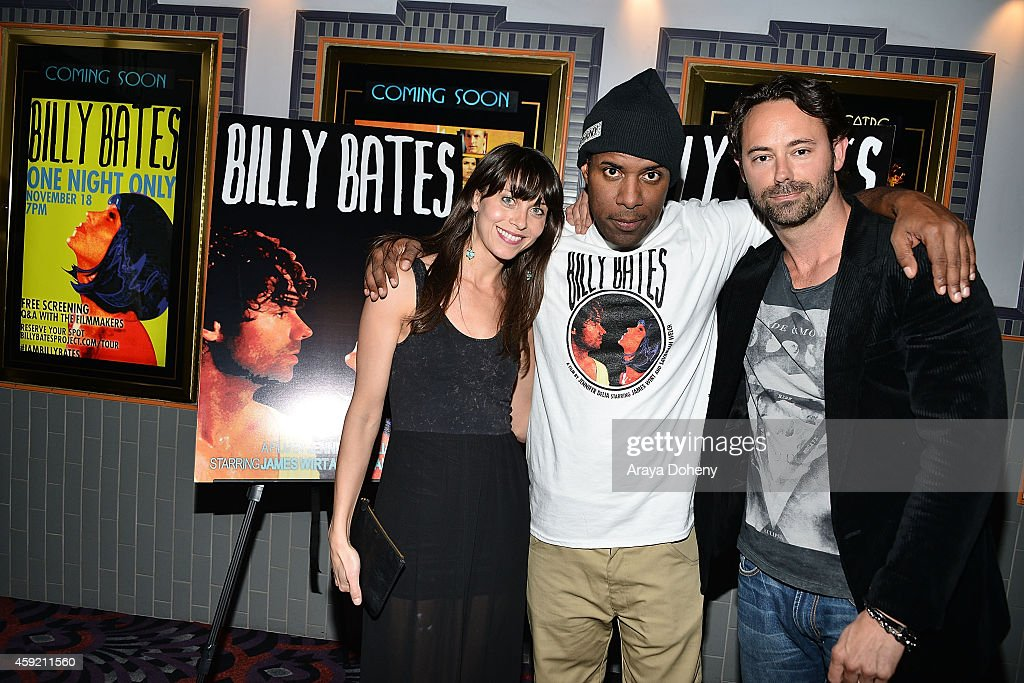 BILLY BATES LA Premiere Directed By Jennifer DeLia, Starring James Wirt And Savannah Welchl, Produced By Julie Pacino