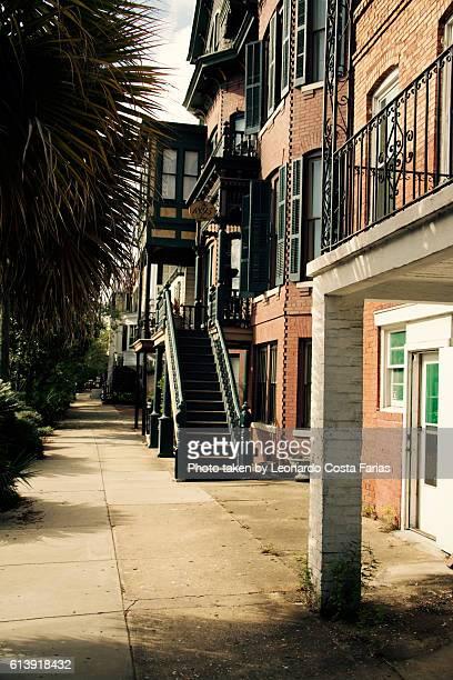 Savannah's street