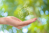 Save earth conceptSave earth conceptSave earth concept