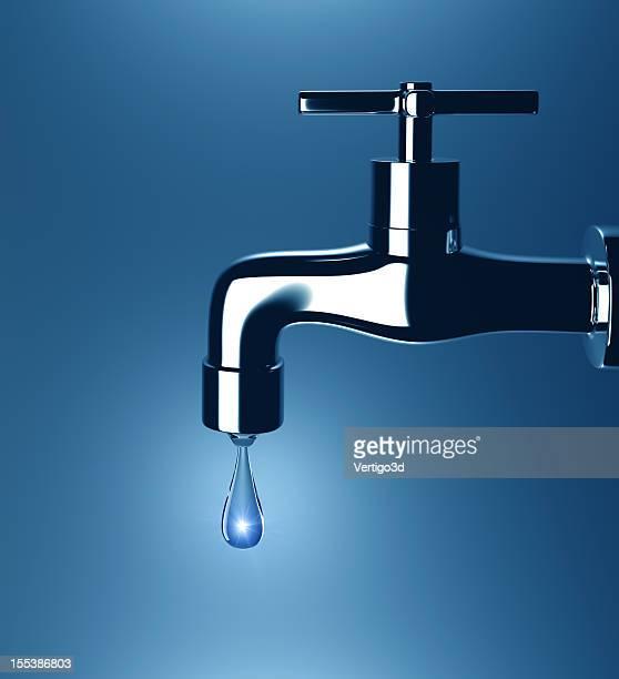 Sparen Sie Wasser-Konzept