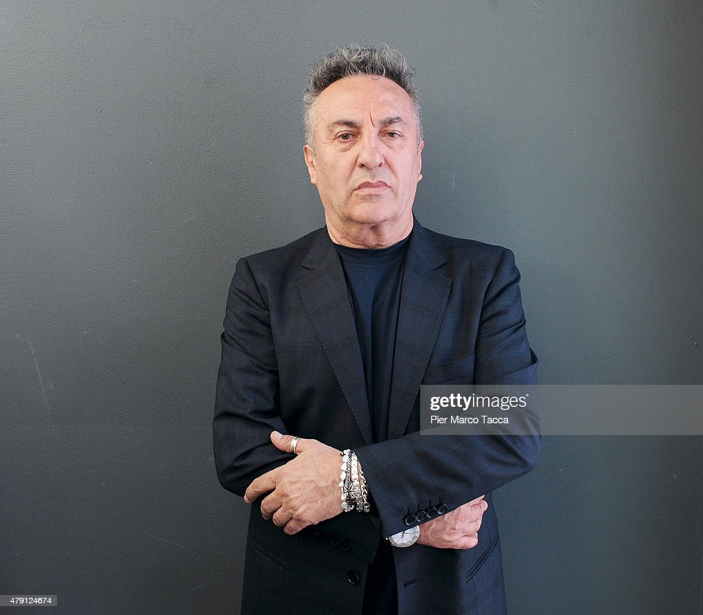 Saverio Moschillo attends a press conference for 'Roots of Irpinia' at Expo 2015 July 1, 2015 in Milan, Italy.