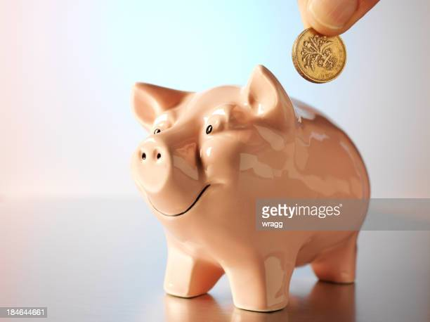 Saving a British Pound