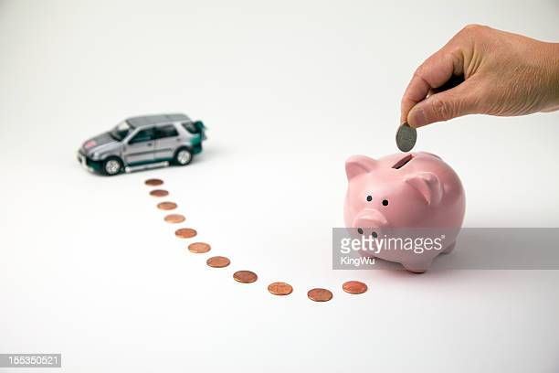 Saving for a Car