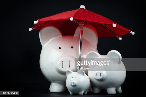 Saving for a Rainy Day - Family