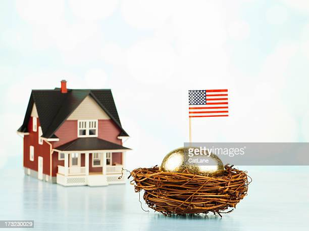 Saving for the American Dream