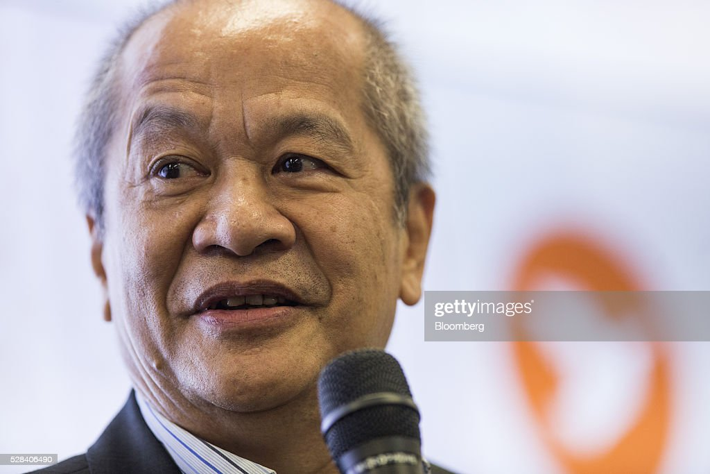 Savio Kwan, chief executive officer of A&K Consulting Co., speaks during a news conference in Hong Kong, China, on Thursday, May 5, 2016. Alibaba Group Holding Ltd.'s HK$1 billion fund for Hong Kong entrepreneurs is investing in GoGoVan, a hauling and delivery service that's one of the city's biggest startups, and other online services. Photographer: Justin Chin/Bloomberg via Getty Images