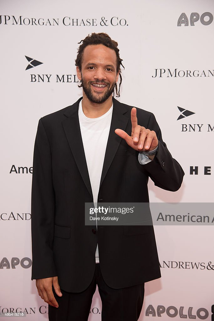 <a gi-track='captionPersonalityLinkClicked' href=/galleries/search?phrase=Savion+Glover&family=editorial&specificpeople=213578 ng-click='$event.stopPropagation()'>Savion Glover</a> attends the Apollo Spring Gala and 80th Anniversary Celebration>> at The Apollo Theater on June 10, 2014 in New York City.