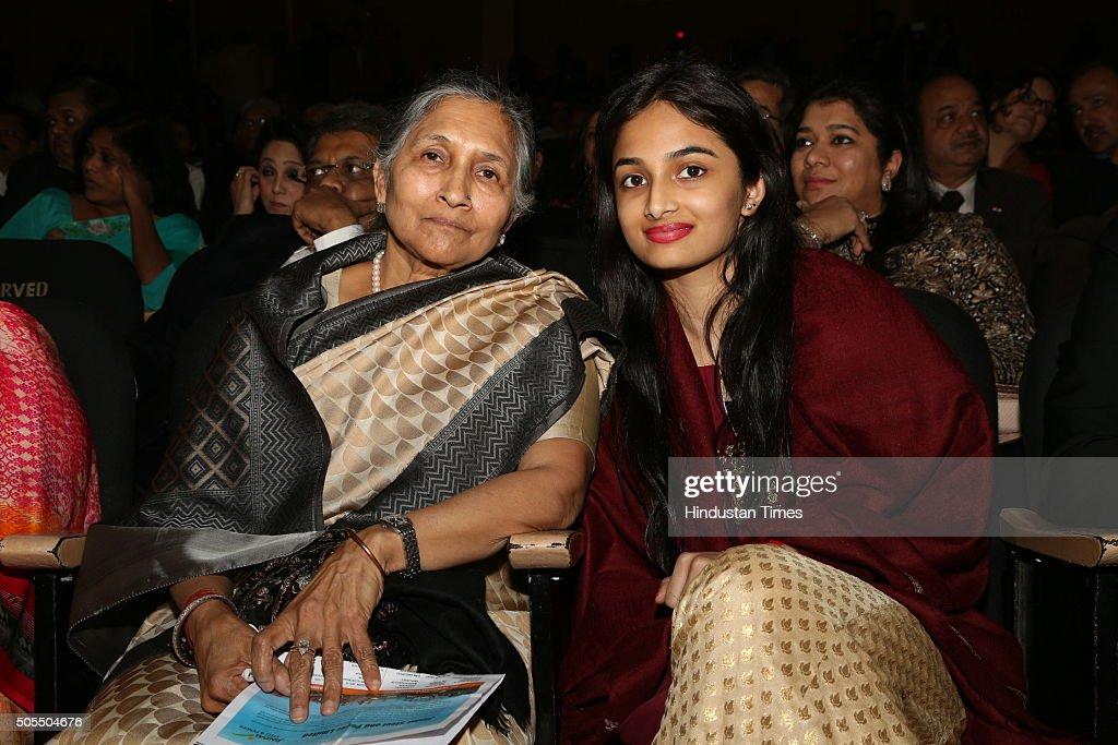 JSPL Foundation Rashtriya Swayamsiddh Samman Award Ceremony : News Photo