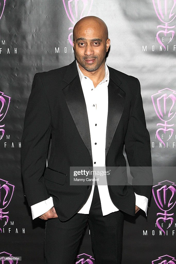 Savoy Walker CEO of SMEG attends Monifah's 'In Her Skin' Showcase at Katra Lounge on February 6, 2013 in New York City.