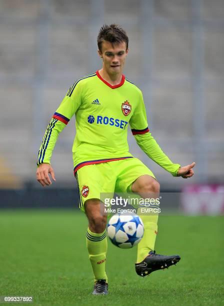 Savva Knyazev CSKA Moscow