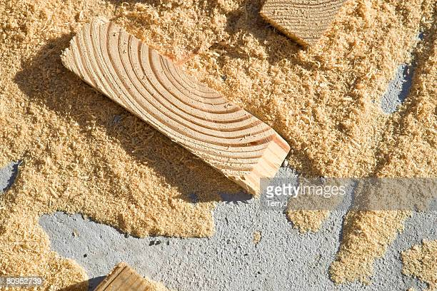 Working In Sawdust ~ Sawdust stock photos and pictures getty images