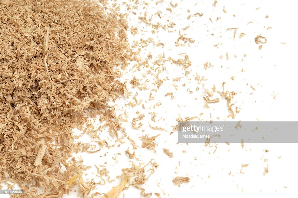 Sawdust Scattered