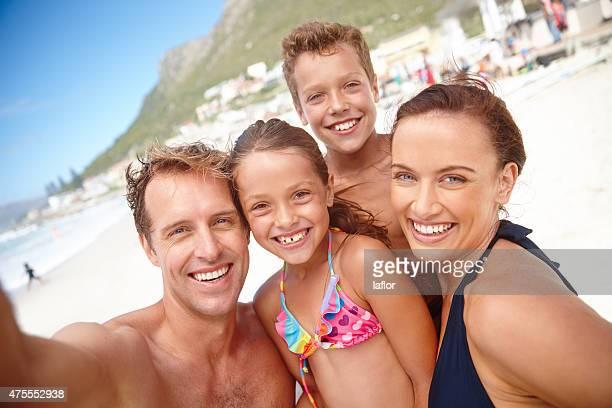 Say: 'Beach!'