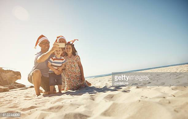 Lach mal zu einer strandgerechten christmss
