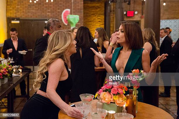 CITY 'Say It Ain't So' Episode 820 Pictured Ramona Singer Bethenny Frankel