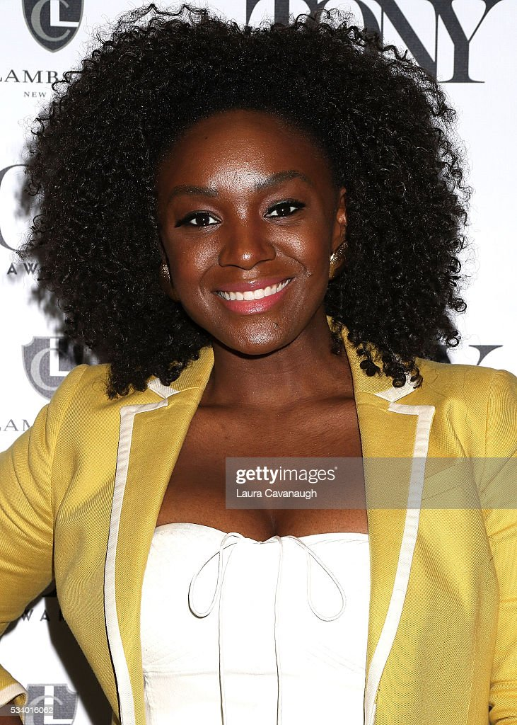 Saycon Sengbloh attends A Toast to The 2016 Tony Awards Creative Arts Nominees on May 24, 2016 in New York City.