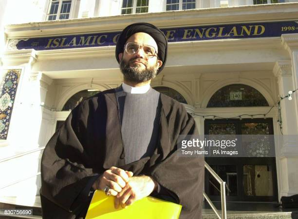 Sayd Mohammed Muswai Head Imam of the World Ahul Byat Islamic League which has membership in 87 countries attending the International Islamic...