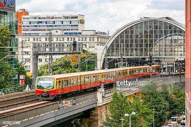 S-Bahn Bahnhof, die Berlin Alexanderplatz Bahnhof (Bahnhof
