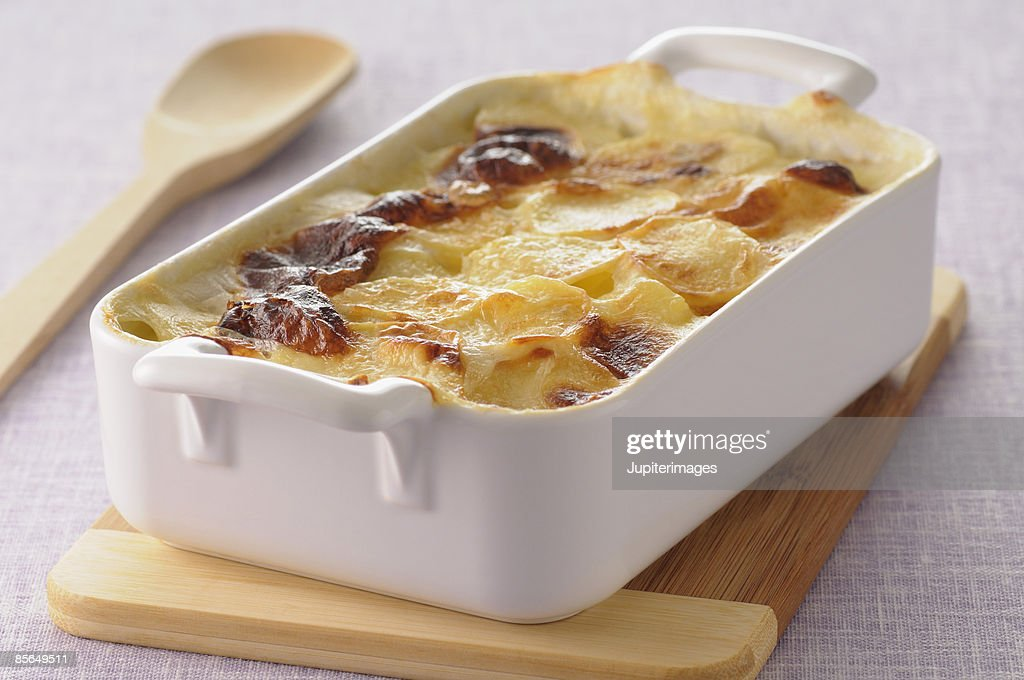Scalloped potato casserole
