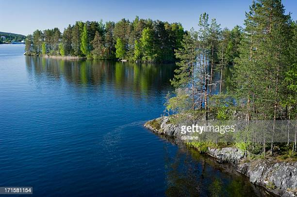 Scandinavia Lake Finland
