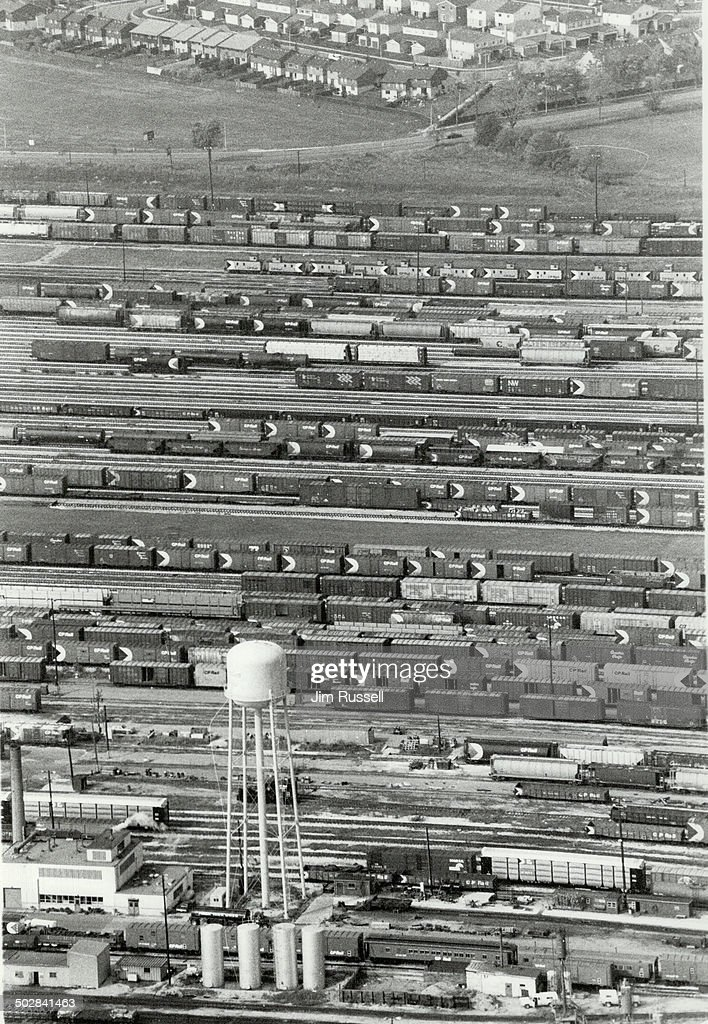 Scarborough rail yard