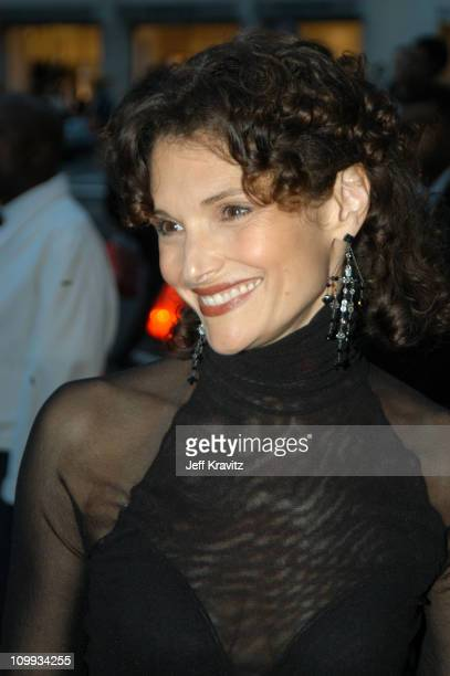 Scarface cast member Mary Elizabeth Mastrantonio at the 20th Anniversary premiere event celebrating the theatrical rerelease held at the City Cinemas...