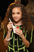 Pinkberry Backstage at Nickelodeon's 2019 Kids' Choice