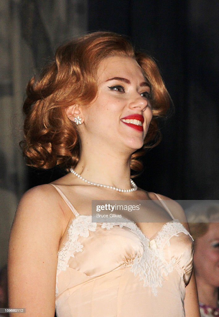 """Cat On A Hot Tin Roof"" Broadway Opening Night - Arrivals & Curtain Call"
