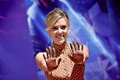 """Marvel Studios' """"Avengers: Endgame"""" Cast Place Their..."""