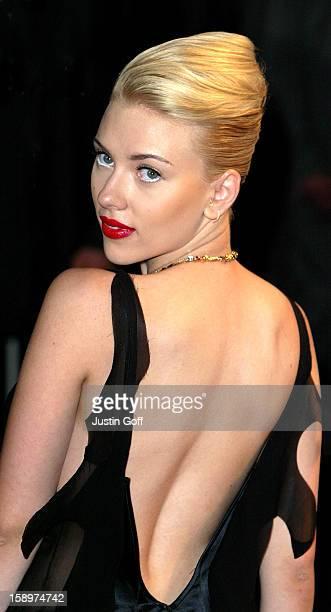 Scarlett Johansson Attends The Amfar Cinema Against Aids Gala Benefit Evening At Fondazione Giorgio Cini During The 61St Venice Film Festival