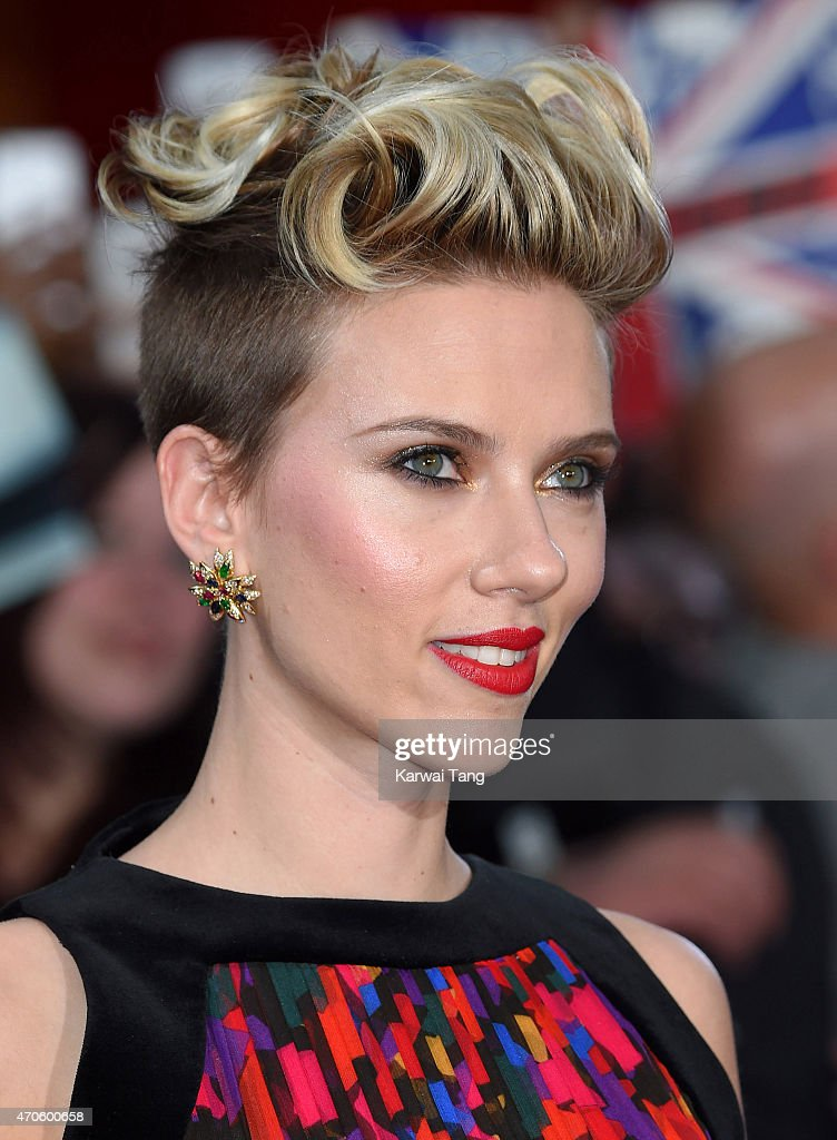 <a gi-track='captionPersonalityLinkClicked' href=/galleries/search?phrase=Scarlett+Johansson&family=editorial&specificpeople=171858 ng-click='$event.stopPropagation()'>Scarlett Johansson</a> attends the European premiere of 'The Avengers: Age Of Ultron' at Westfield London on April 21, 2015 in London, England.