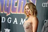 Los Angeles World Premiere Of Marvel Studios'...