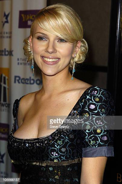 Scarlett Johansson during 'A Love Song For Bobby Long' Los Angeles Premiere Arrivals at The Arc Light in Hollywood California United States