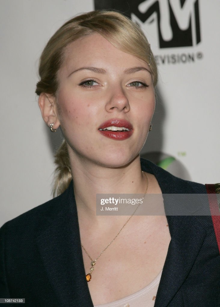Scarlett Johansson during Next Generation Xbox Revealed - Arrivals in Los Angeles, California, United States.
