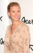 Scarlett Johansson during Scarlett Johansson and Reebok Celebrate Their New Collaboration July 25 2006 at XChange in New York City United States