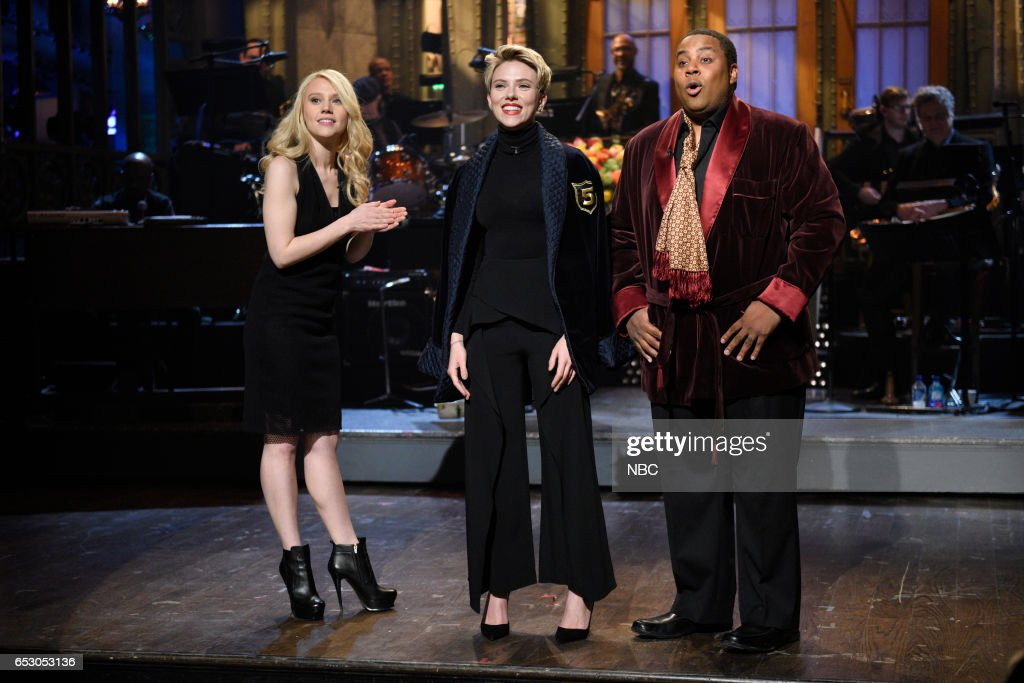 "NBC's ""Saturday Night Live"" with guests Scarlett Johansson, Lorde"