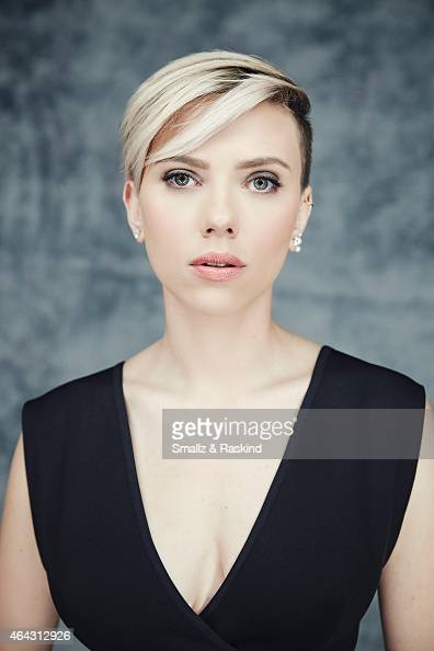 Scarlett Johansson is photographed at the 2015 Film Independent Spirit Awards for on February 21 2015 in Santa Monica California