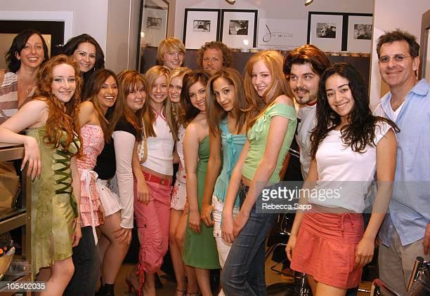 Scarlett Pomers Danielle Keaton Lauren Helfer Brie Larson Sara Paxton Eamon Goldstein Wolf Michelle Horn Christel Khalil Stephanie Jones Jim Wayne...