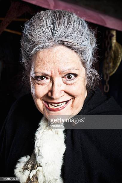 Scary Old Woman